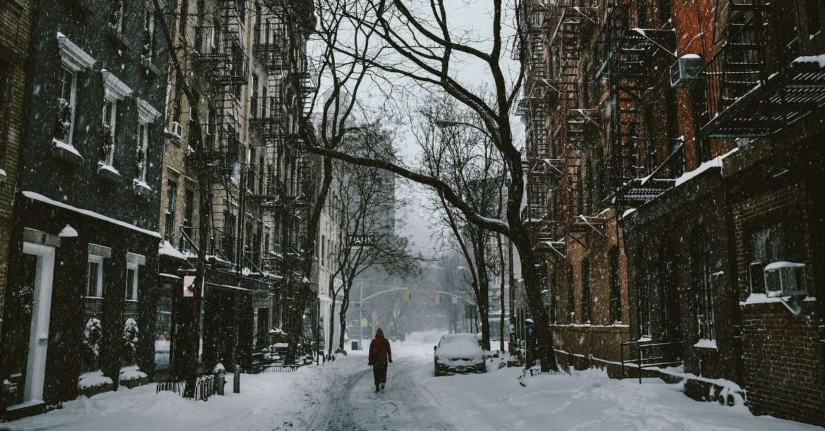 Dealing with property problems in winter